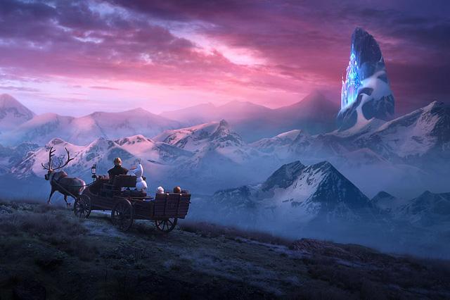 """Disney bất ngờ hé lộ chi tiết mới trong """"Frozen 2"""" - Ảnh 3."""