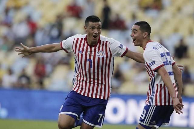 Kết quả Copa America sáng 17/6: Qatar cầm hoà kịch tính Paraguay, Uruguay thắng đậm Ecuador - Ảnh 2.