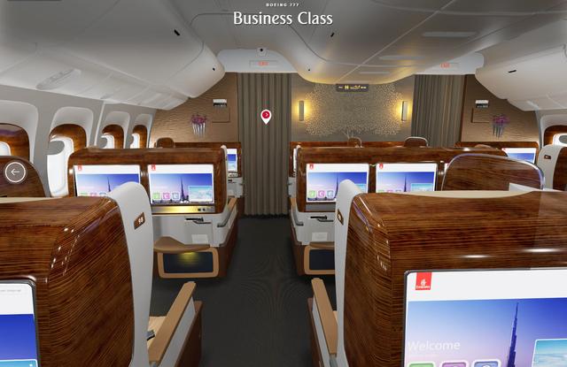Emirate khởi động chương trình dành cho những tín đồ du lịch hạng sang - Ảnh 1.