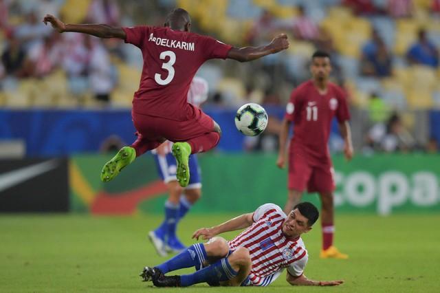 Kết quả Copa America sáng 17/6: Qatar cầm hoà kịch tính Paraguay, Uruguay thắng đậm Ecuador - Ảnh 3.