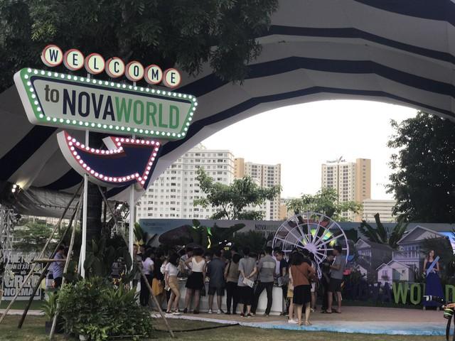 Novaland Expo 2019 kết thúc bằng những con số ấn tượng - Ảnh 1.