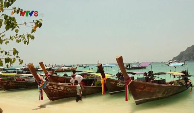Thiên đường du lịch Maya (Thái Lan) phục hồi sau 1 năm đóng cửa - Ảnh 1.