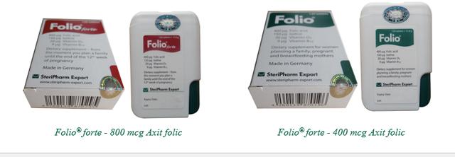 Hướng dẫn Mẹ bầu mua bổ bầu Folio® chính hãng của Đức - Ảnh 5.