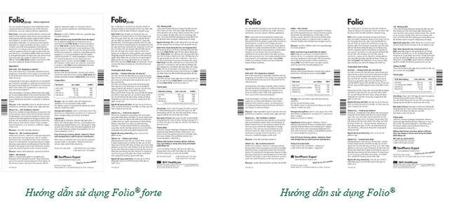 Hướng dẫn Mẹ bầu mua bổ bầu Folio® chính hãng của Đức - Ảnh 9.