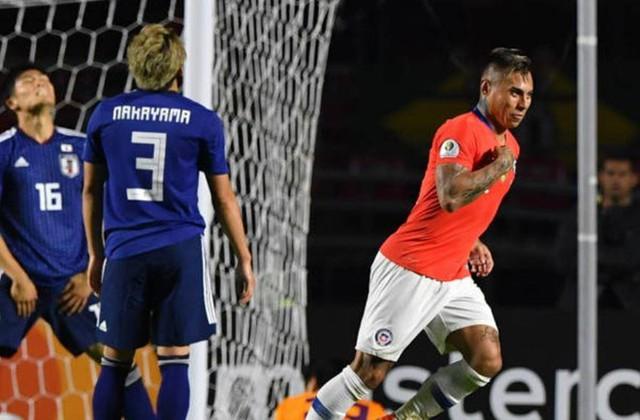 Copa America 2019: ĐKVĐ Chile thắng nhàn ĐT Nhật Bản - Ảnh 3.