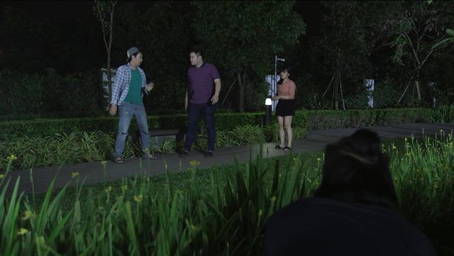 Gia đình 4.0: Thu Đông (Quang Anh) bí mật bán thông tin của chị gái cho người lạ để lấy tiền tiêu vặt - Ảnh 4.