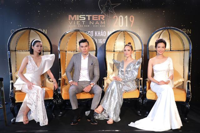 Trọng Hiếu, Ali Hoàng Dương đối đầu tranh giành nam thần trong Mister Việt Nam 2019 - Ảnh 3.