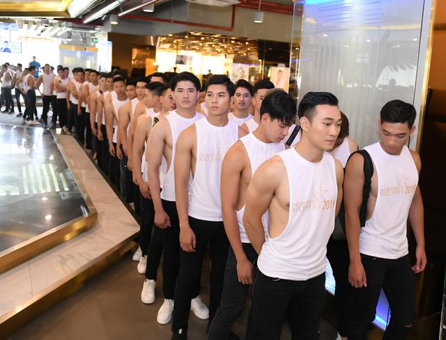 Trọng Hiếu, Ali Hoàng Dương đối đầu tranh giành nam thần trong Mister Việt Nam 2019 - Ảnh 1.