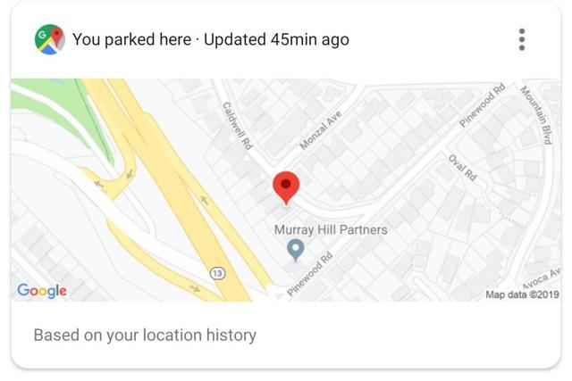 Google Assistant hồi sinh tính năng định vị đỗ xe - ảnh 1