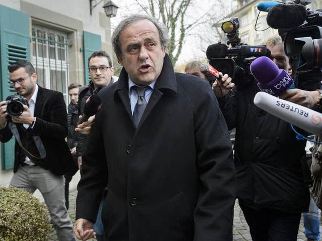 Cựu Chủ tịch UEFA Michel Platini bị điều tra vì đơn kiện của FIFA - Ảnh 1.