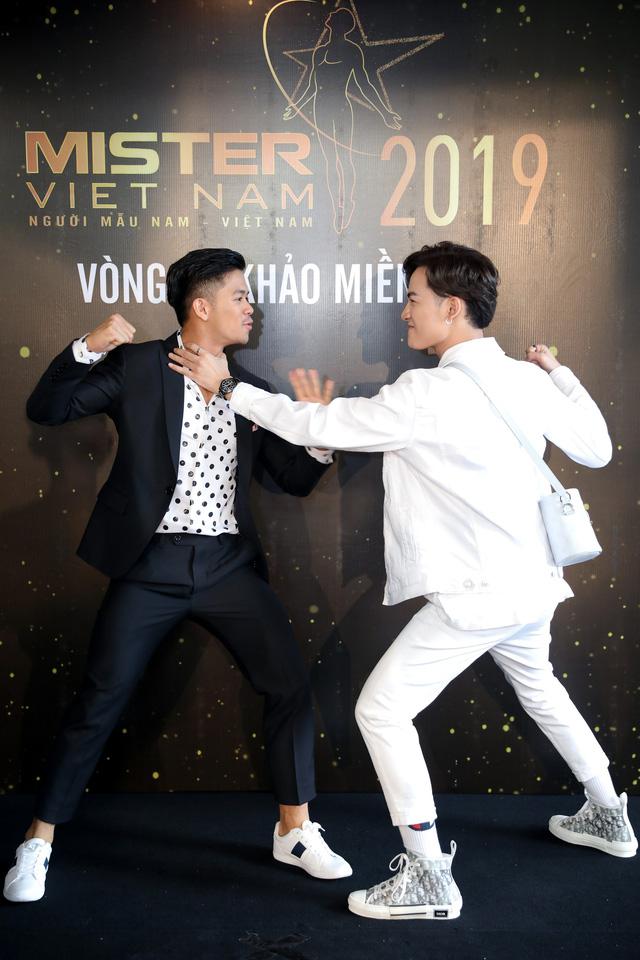 Trọng Hiếu, Ali Hoàng Dương đối đầu tranh giành nam thần trong Mister Việt Nam 2019 - Ảnh 4.