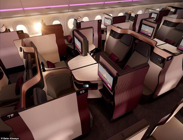 Qatar Airways trở thành hãng hàng không tốt nhất thế giới 2019 - Ảnh 2.