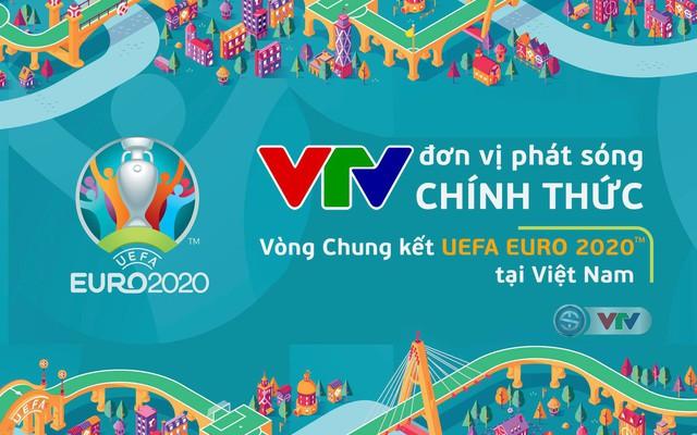 Sôi động các chương trình đồng hành cùng UEFA EURO 2020 trên sóng VTV - Ảnh 1.