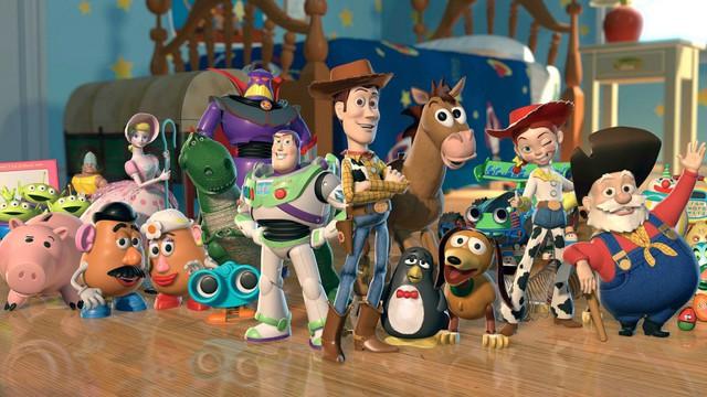 """Nhìn lại chặng đường 24 năm của """"Toy Story"""" - ảnh 3"""