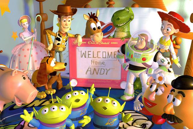 """Nhìn lại chặng đường 24 năm của """"Toy Story"""" - ảnh 1"""