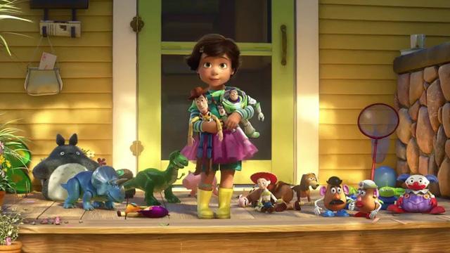 """Nhìn lại chặng đường 24 năm của """"Toy Story"""" - ảnh 7"""