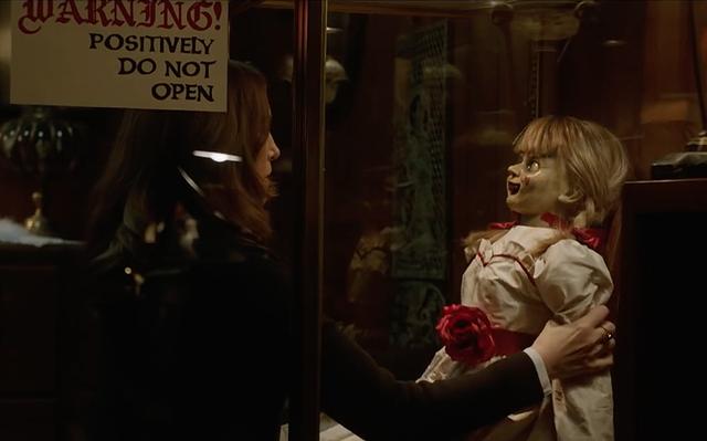 """""""Annabelle Comes Home"""" được khen ngợi hết lời sau suất chiếu sớm - Ảnh 2."""