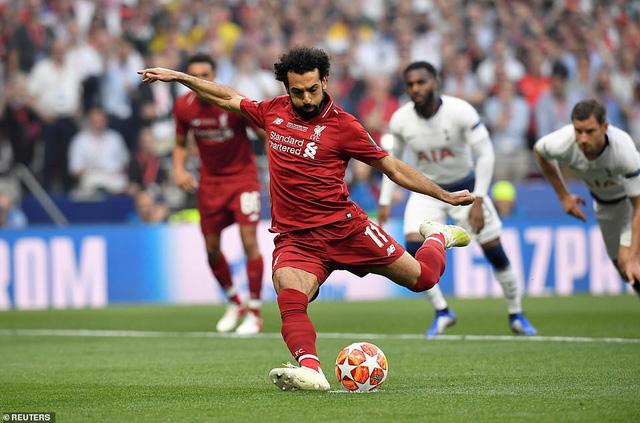 Toàn cảnh chiến thắng xứng đáng của Liverpool trước Tottenham - Ảnh 5.