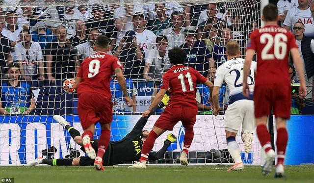 Toàn cảnh chiến thắng xứng đáng của Liverpool trước Tottenham - Ảnh 6.