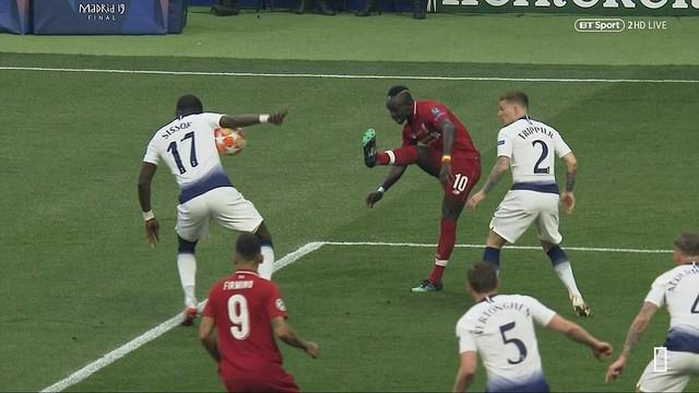 Toàn cảnh chiến thắng xứng đáng của Liverpool trước Tottenham - Ảnh 3.