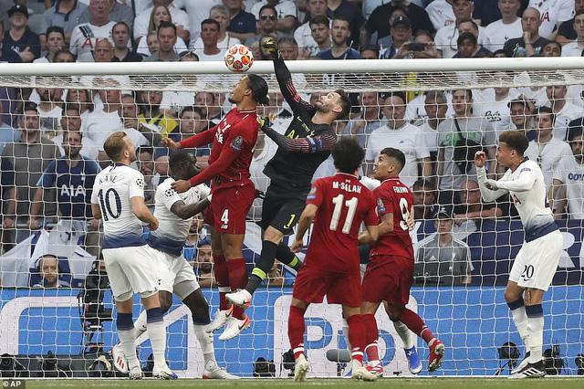 Toàn cảnh chiến thắng xứng đáng của Liverpool trước Tottenham - Ảnh 10.