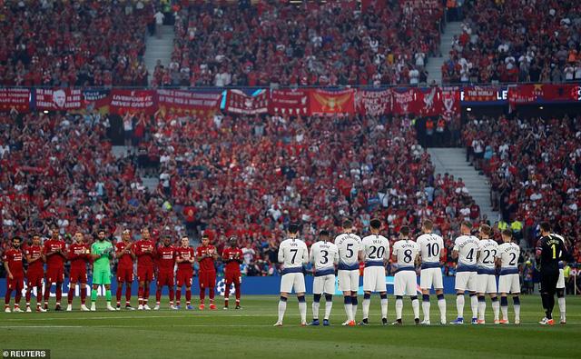 Toàn cảnh chiến thắng xứng đáng của Liverpool trước Tottenham - Ảnh 2.