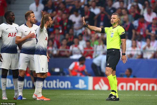 Toàn cảnh chiến thắng xứng đáng của Liverpool trước Tottenham - Ảnh 4.