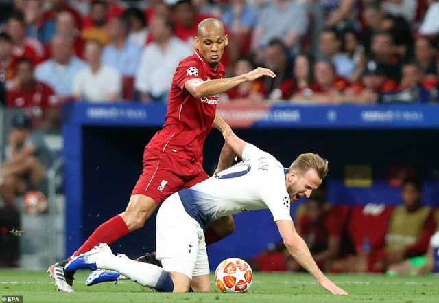 Toàn cảnh chiến thắng xứng đáng của Liverpool trước Tottenham - Ảnh 7.
