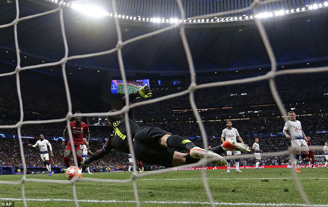 Toàn cảnh chiến thắng xứng đáng của Liverpool trước Tottenham - Ảnh 12.