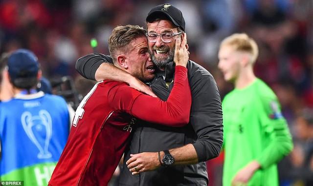 Toàn cảnh chiến thắng xứng đáng của Liverpool trước Tottenham - Ảnh 17.