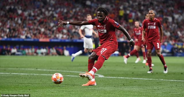 Toàn cảnh chiến thắng xứng đáng của Liverpool trước Tottenham - Ảnh 11.