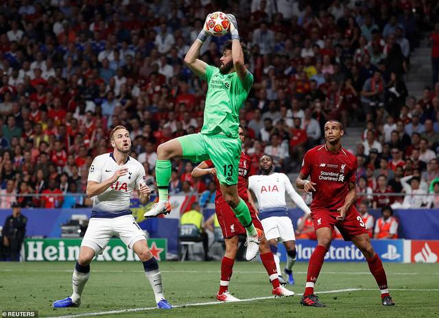 Toàn cảnh chiến thắng xứng đáng của Liverpool trước Tottenham - Ảnh 9.