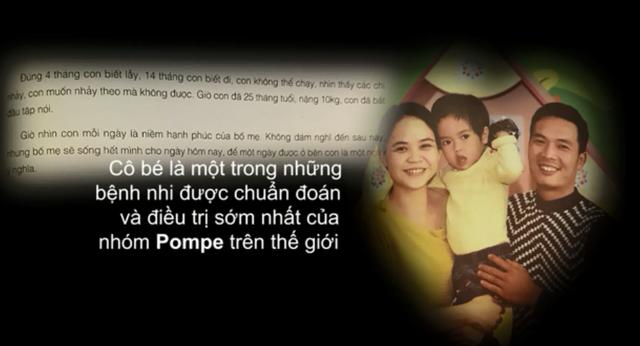 Những đứa trẻ hạnh phúc: Nụ cười của cô bé 3 tuổi mắc bệnh hiếm Pompe - Ảnh 1.