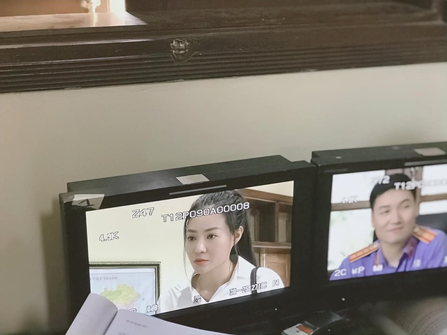 Lan cave Thanh Hương sánh đôi cùng soái ca Mạnh Trường trong phim mới - Ảnh 4.