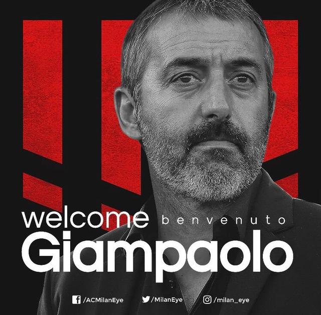 AC Milan chính thức bổ nhiệm Marco Giampaolo làm HLV trưởng - Ảnh 1.