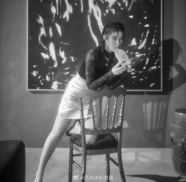 Loạt ảnh tái xuất của Phạm Băng Băng trên tạp chí, cực sang chảnh! - Ảnh 3.