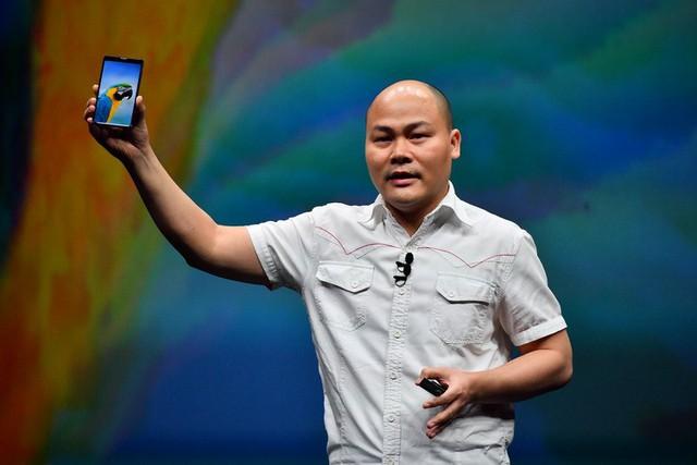 Bphone 3 sẽ bán tại Myanmar từ tháng 7 - Ảnh 1.