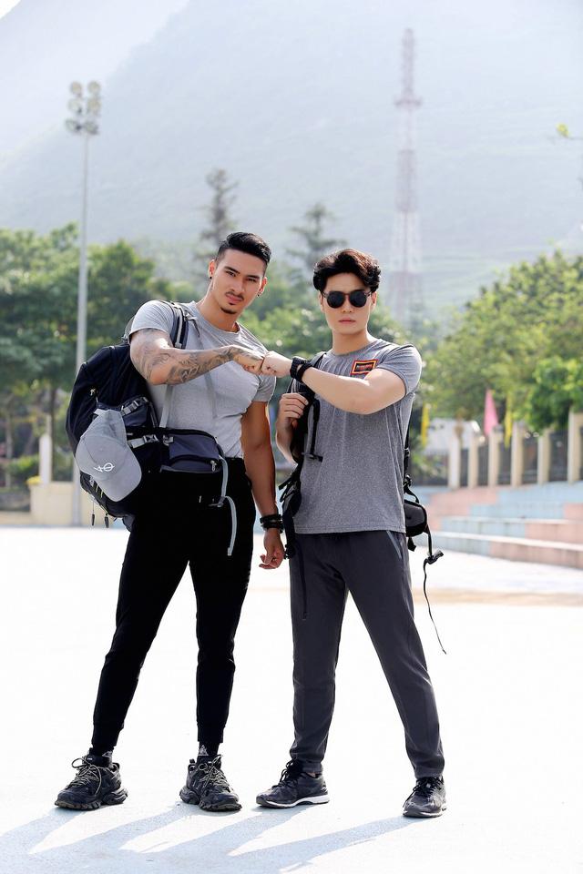 Cuộc đua kỳ thú 2019: Vừa về Việt Nam 8 tháng, hai chàng trai lo sợ điều này nhất - Ảnh 1.