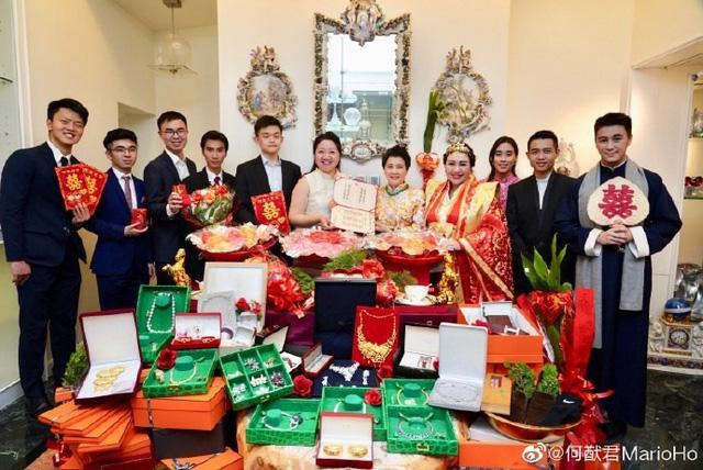 Tỷ phú Macau tặng 64 triệu USD làm quà đính hôn cho con gái - ảnh 4