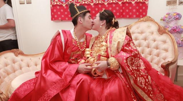 Tỷ phú Macau tặng 64 triệu USD làm quà đính hôn cho con gái - ảnh 1