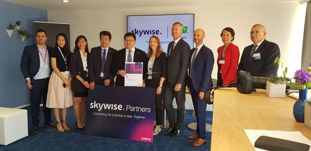 FPT cùng Airbus hợp tác chuyển đổi số cho ngành hàng không - Ảnh 1.