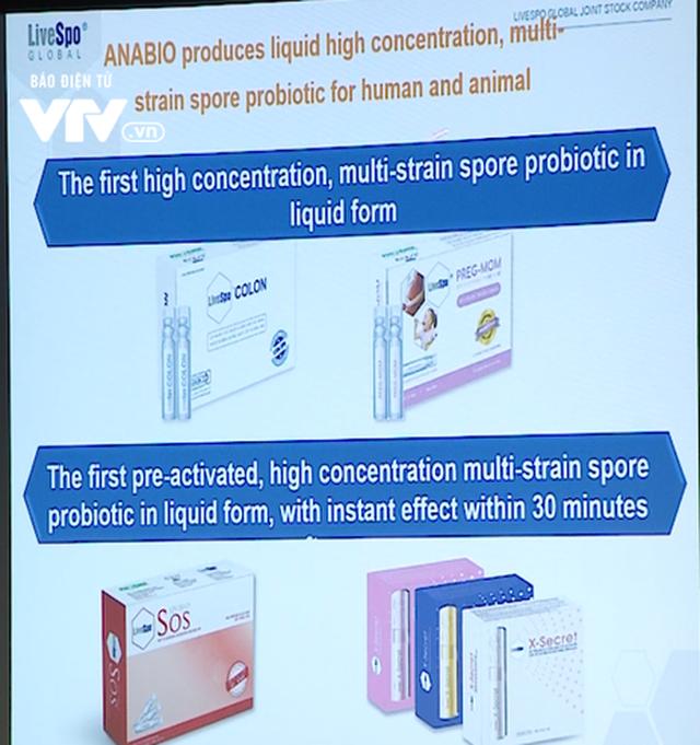 Nhà khoa học Việt Nam công bố phát minh đáng chú ý tại Hội nghị lợi khuẩn quốc tế - Ảnh 2.