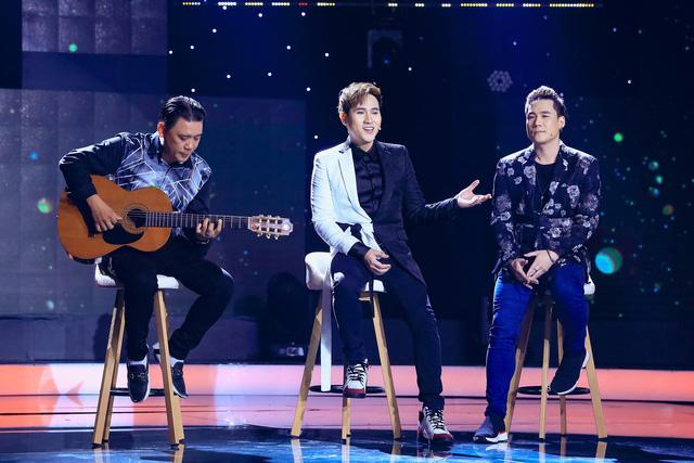 Nguyên Vũ tái hiện 28 năm sự nghiệp ca hát trên sân khấu 60 phút rực rỡ - Ảnh 2.