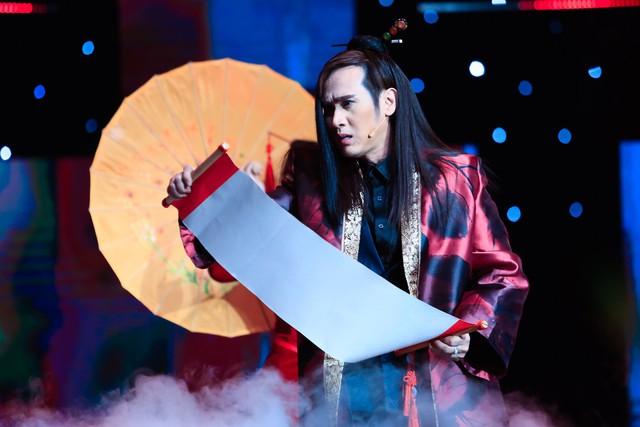 Nguyên Vũ tái hiện 28 năm sự nghiệp ca hát trên sân khấu 60 phút rực rỡ - Ảnh 3.