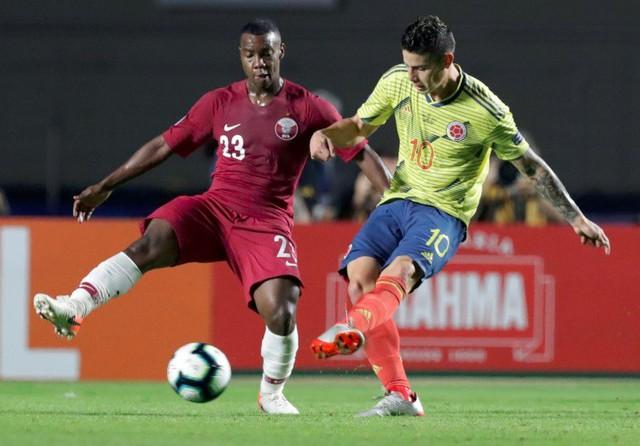 COPA AMERICA: Zapata lại tỏa sáng, ĐT Colombia giành chiến thắng thứ 2 liên tiếp - Ảnh 1.