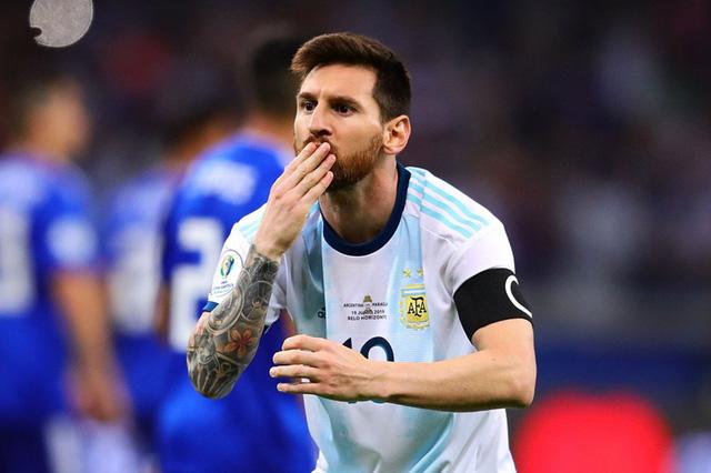 Copa America 2019: Lionel Messi ghi bàn, Argentina hòa thót tim trước Paraguay - Ảnh 2.