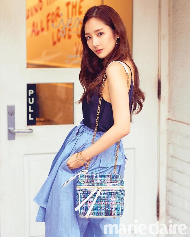 Park Min Young khó thoát khỏi vai diễn trong Her private life - Ảnh 1.