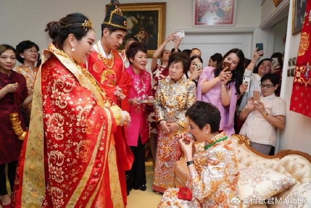 Tỷ phú Macau tặng 64 triệu USD làm quà đính hôn cho con gái - ảnh 3