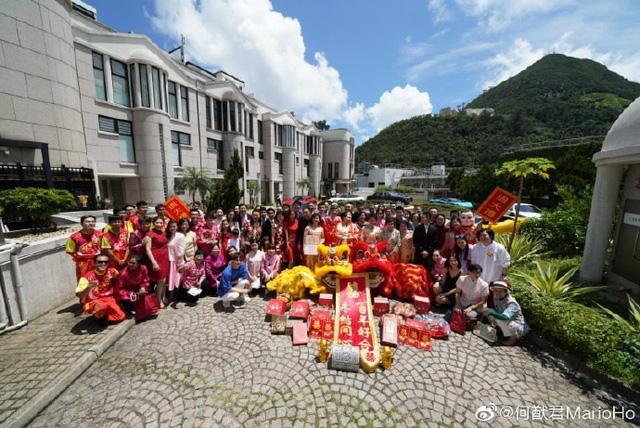 Tỷ phú Macau tặng 64 triệu USD làm quà đính hôn cho con gái - ảnh 6