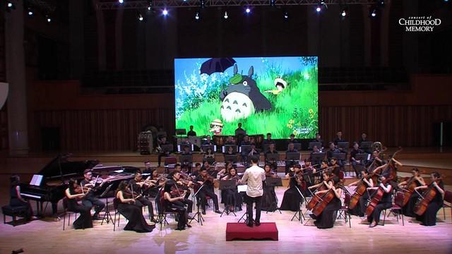 Concert of Childhood Memory 2019: Thế giới Anime qua góc nhìn của nhạc giao hưởng - Ảnh 2.